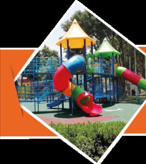 Juegos para parque